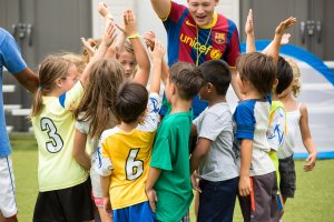 Give Your Kids A Sporting Chance – Lessons On and Off the Field
