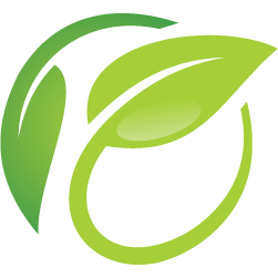 leaf nature ecology circle vector logo [Converted]-01